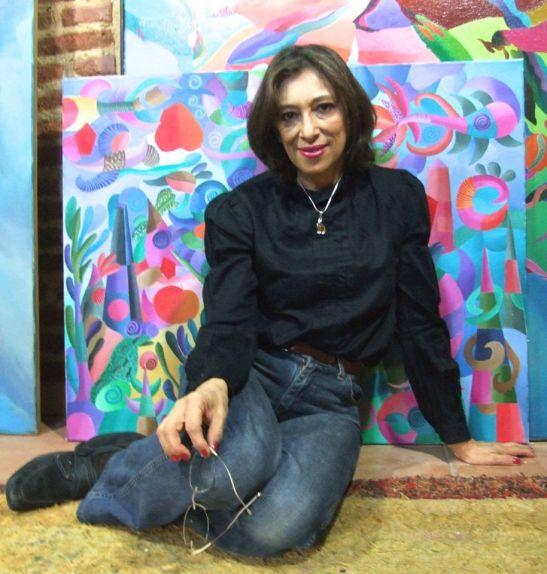 Alexandra  Domínguez.