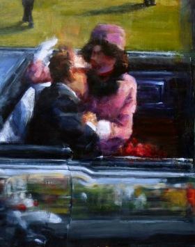 Un cuadro de Mark Howie.